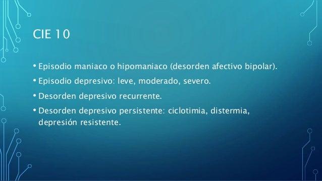 Depresión DSM 5 Slide 2