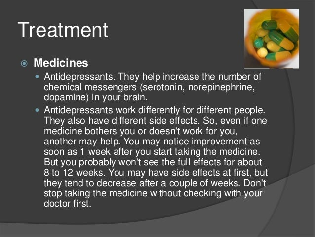 Antidepressants without sexual side effects pics 18