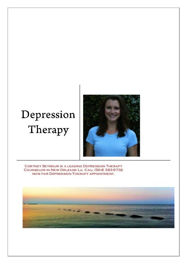 Depression therapy-new-orleans-la