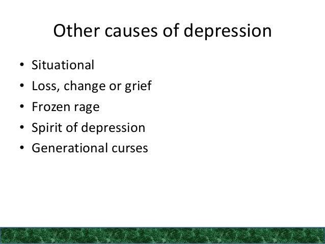 Causes of Depression: Genetics, Hormones, and Trauma