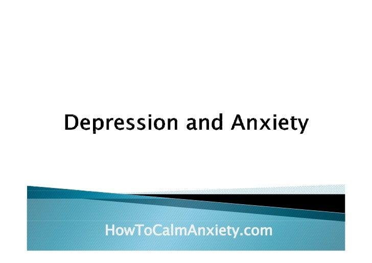 HowToCalmAnxiety.com