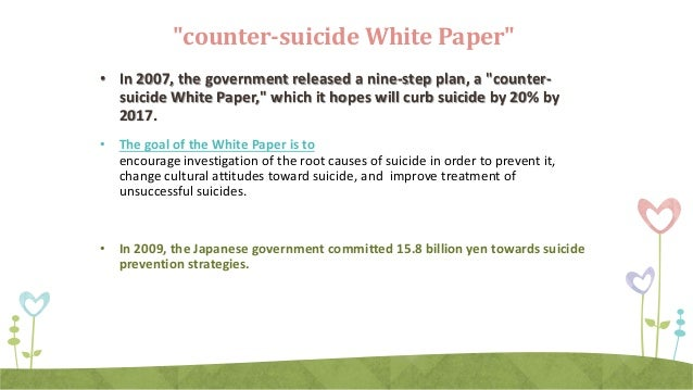 Depression And Health System In Japan