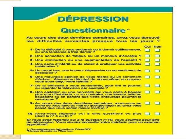 Etudes sur la dépression chez les  étudiants au Maroc ???   Etude portée sur 1700 élèves des collèges et des  lycées des ...
