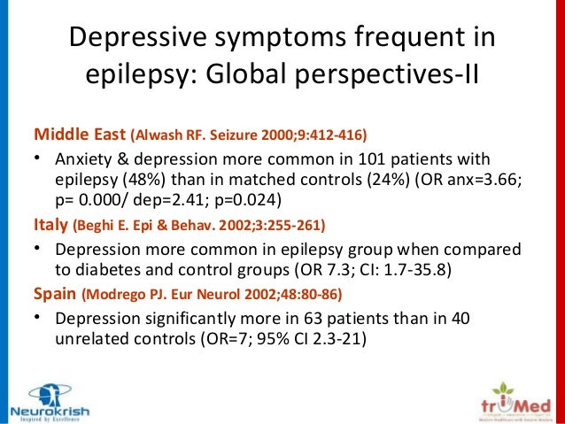 Transcultural Aspects of Depression in Epilepsy