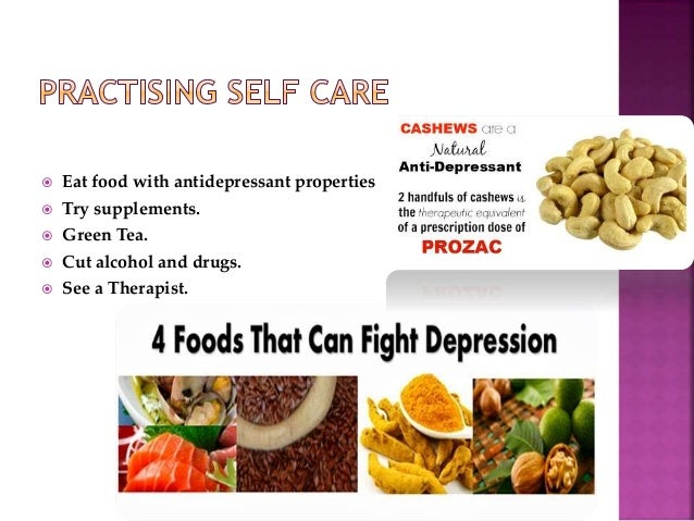Best Natural Antidepressants Foods