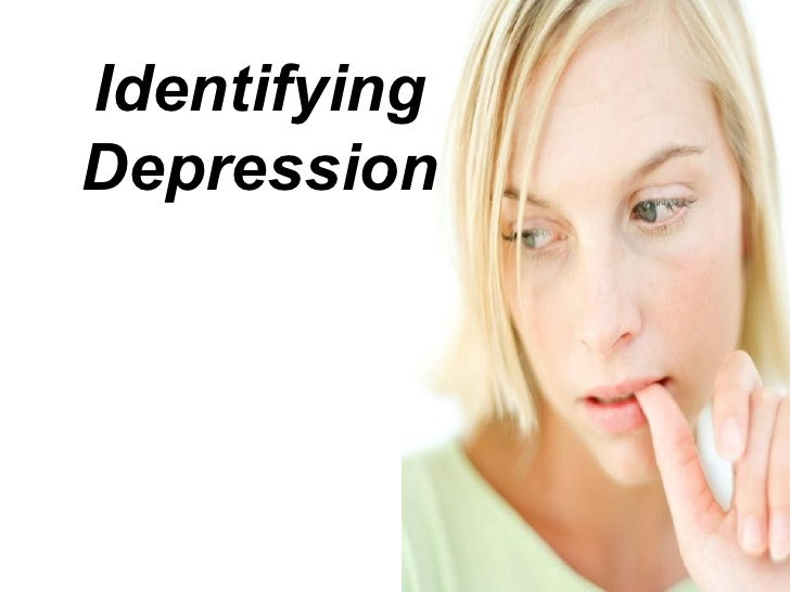 IdentifyingDepression