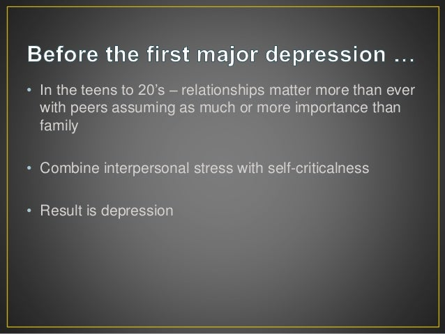 depression\u0027s impact on relationships and relationships\u0027 impact on dep\u2026