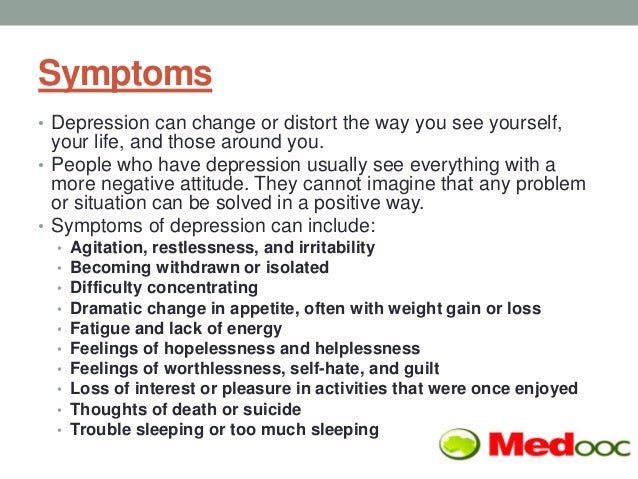 depression symptoms information and treatment, Skeleton