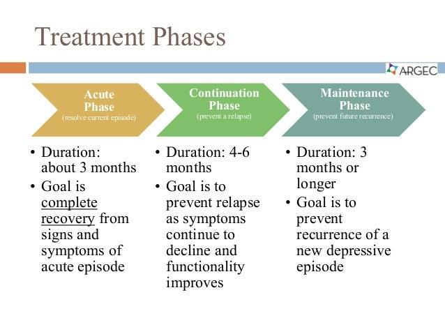 argec depression treatment and programstreatment