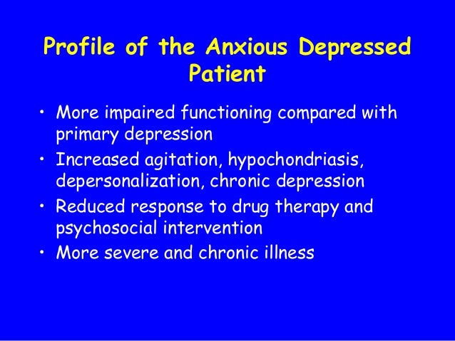 psychological explanations of one anxiety disorder essay Persistent anxiety causes real emotional distress and can lead to  anxiety  disorders such as panic attacks, phobias and obsessional behaviours anxiety at  this level  anxiety is one of the most common mental health problems in the uk  and.