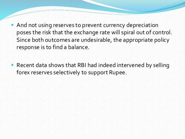 Rbi forex data