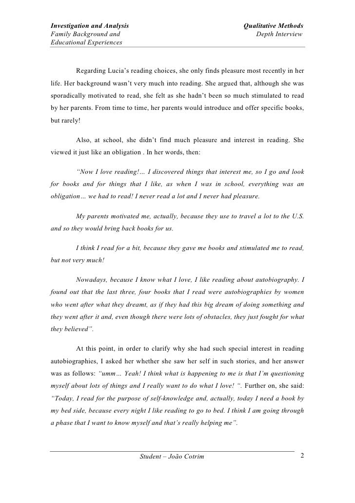 interview essay sample co interview essay sample