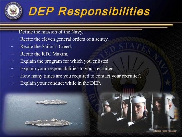 11 General Orders of a Sentry - navygirl.org