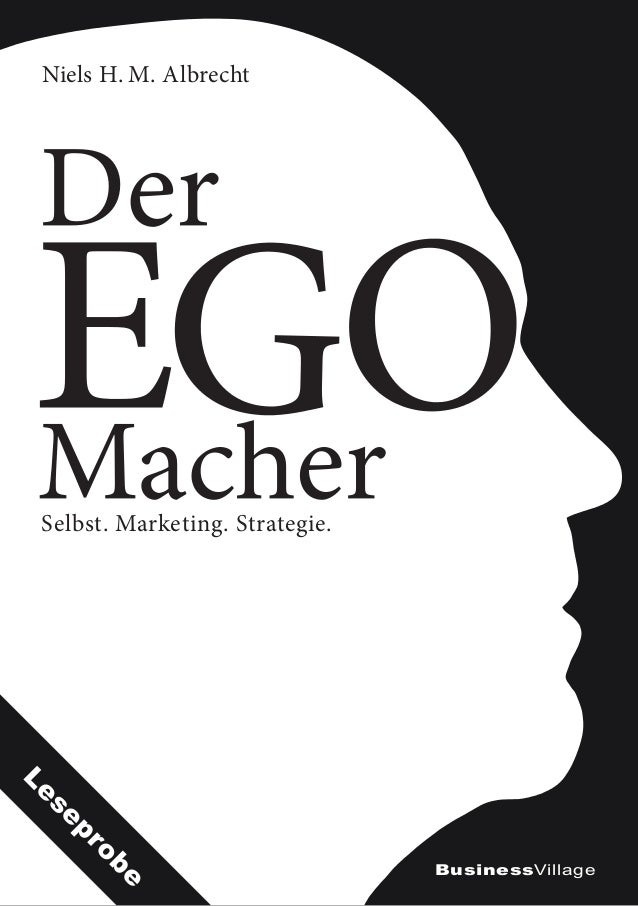 Selbst. Marketing. Strategie. Niels H. M. Albrecht BusinessVillage Leseprobe
