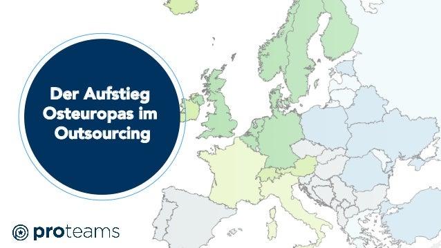 Der Aufstieg Osteuropas im Outsourcing