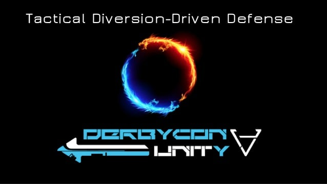 Tactical Diversion-Driven Defense