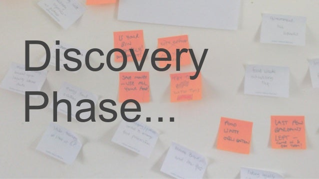Discovery Phase...