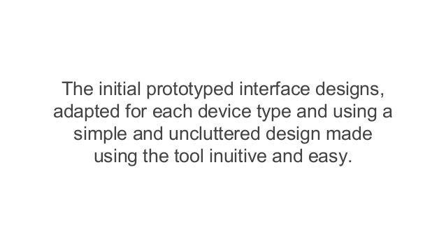 Ideo Human Centred Design final concept