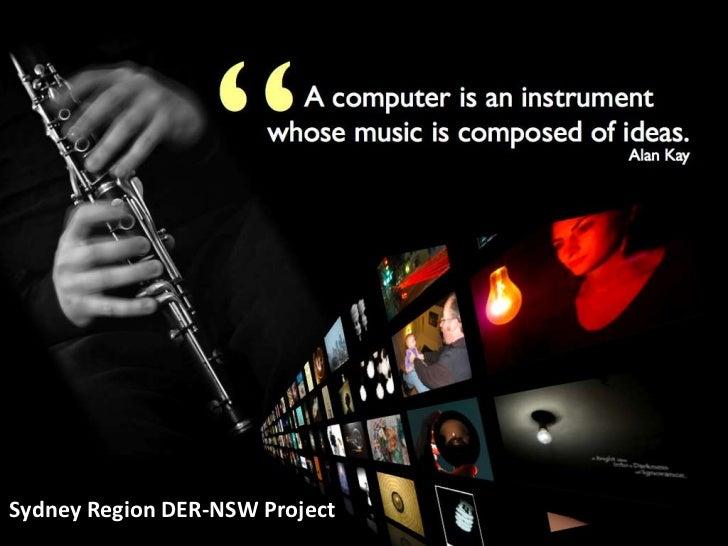 Sydney Region DER-NSW Project