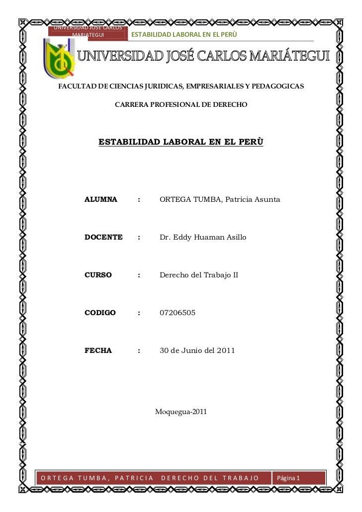 -455029-272474<br />FACULTAD DE CIENCIAS JURIDICAS, EMPRESARIALES Y PEDAGOGICAS<br />CARRERA PROFESIONAL DE DERECHO<br />E...