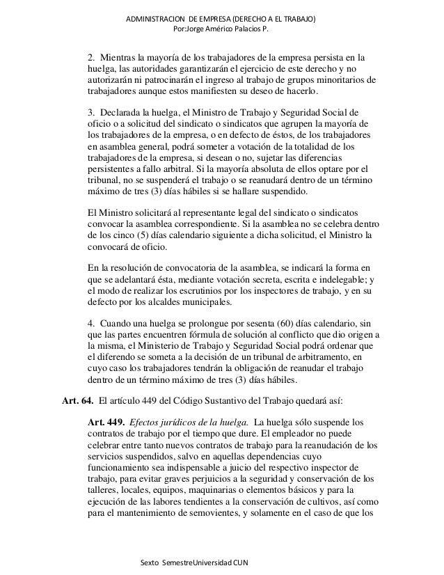 Derecho a el trabajo en colombia