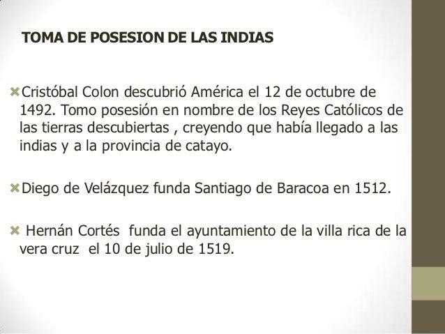 Bases jurídicas de la conquista       REPARTIMIENTO                             ENCOMIENDAMediante esta figura cada españo...