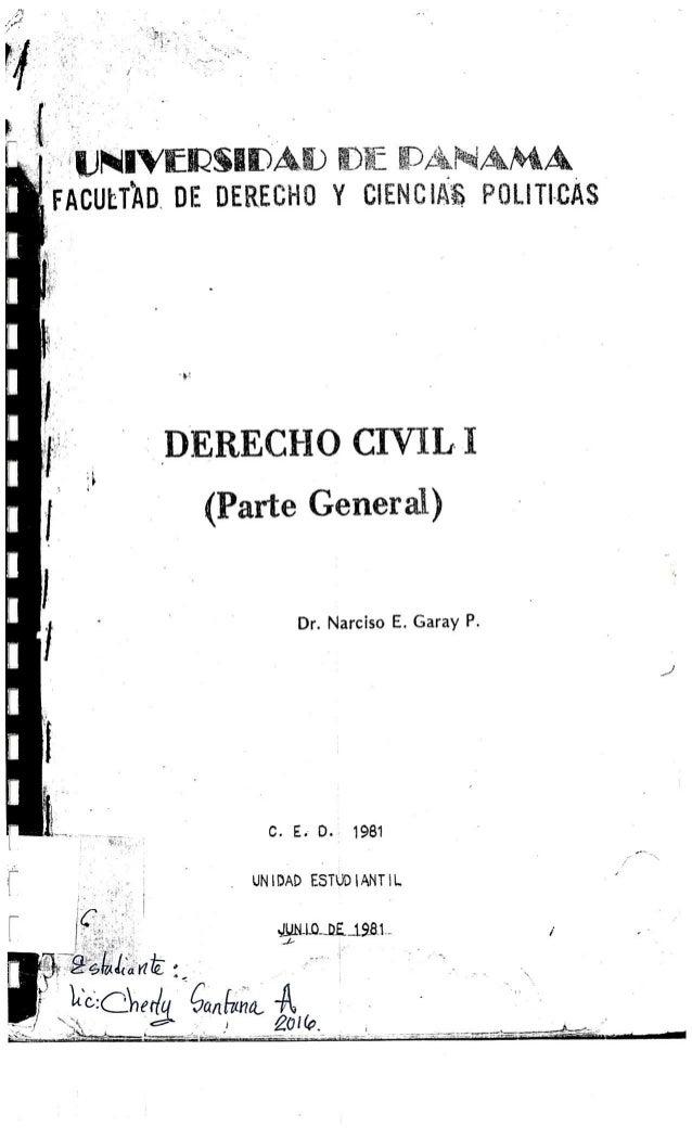 Derecho civil i parte general-narciso e. garay p.-introduccion y capitulo i
