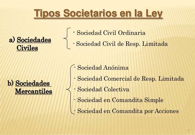 Ley de sociedades mercantiles