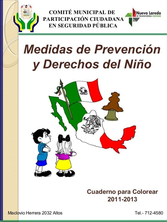 Derecho De Los Niños 2011 2013 Benjamin Galvan Gomez