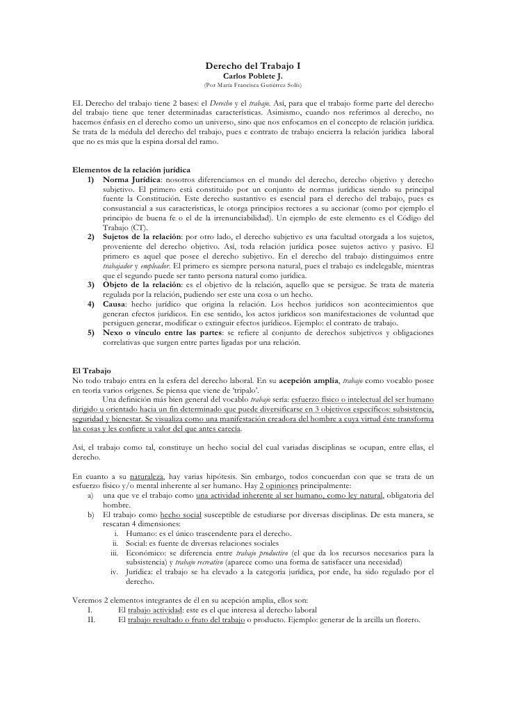 Derecho del trabajo apuntes for Modelo contrato indefinido