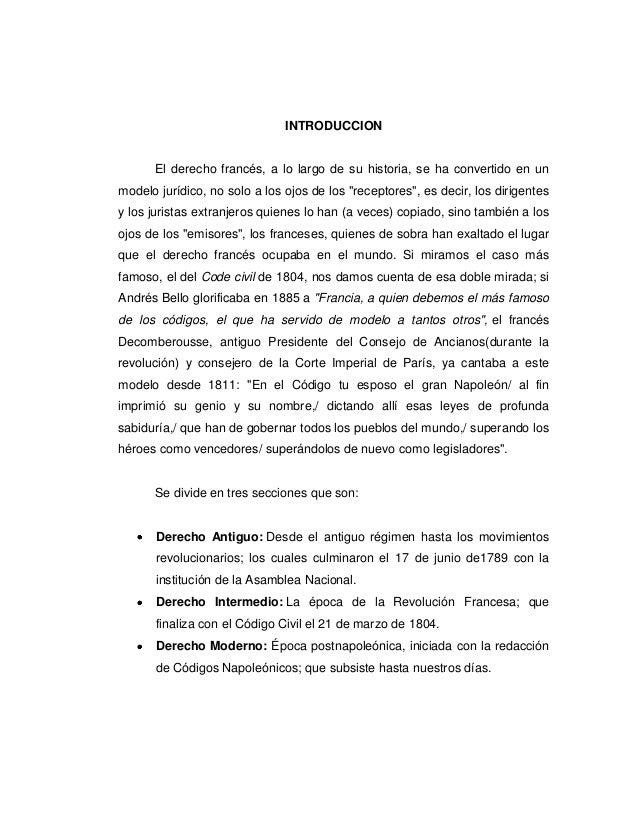 Derecho frances for Introduccion a la gastronomia pdf