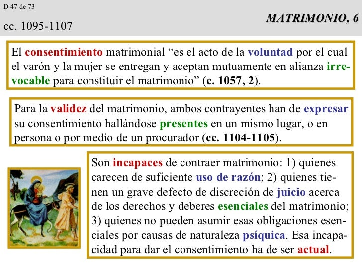 Consentimiento Matrimonial Catolico Formula : Derecho iglesia matrimonio