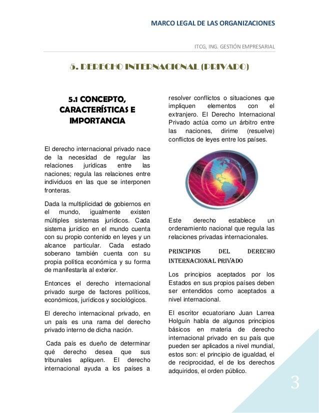 Derecho internacional privado y registro de propiedad