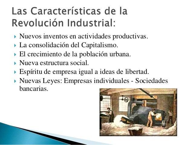    La revolución industrial convierte el trabajador en un    asalariado, profundiza la lucha de clases, al enriquecer a  ...