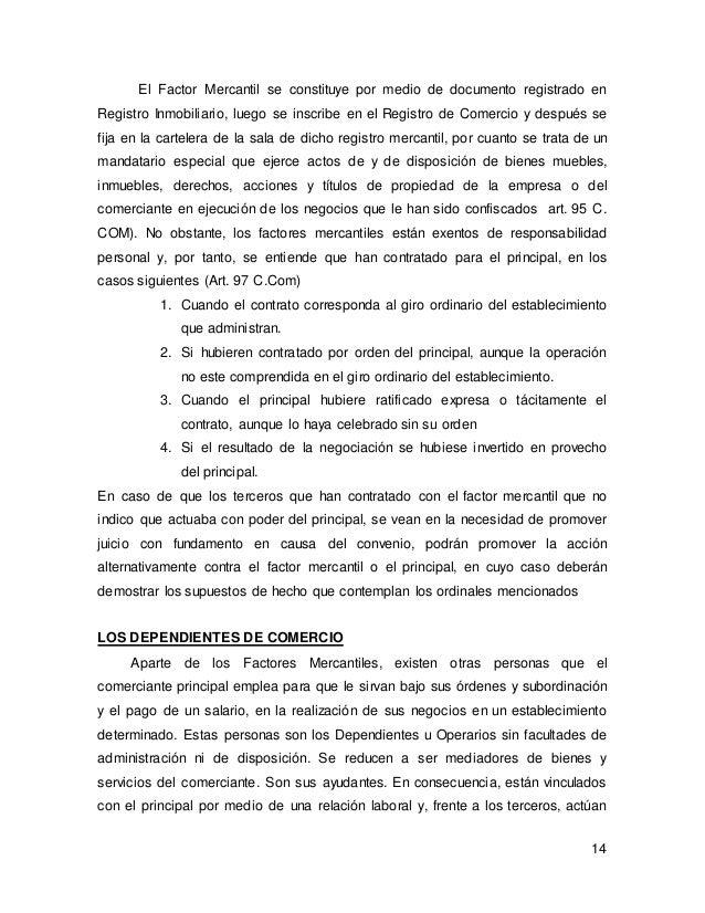 Derecho mercantil balmore revisar - Registro mercantil de bienes muebles ...