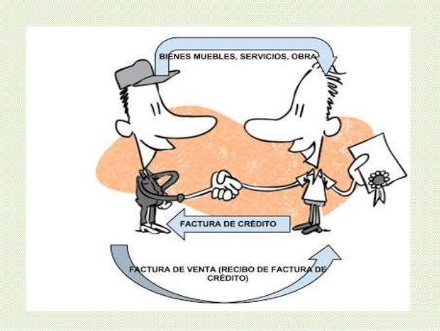 EFECTOS Con relación a la factura de crédito entre las partes en sede administrativa, fiscal o judicial, otras pruebas del...