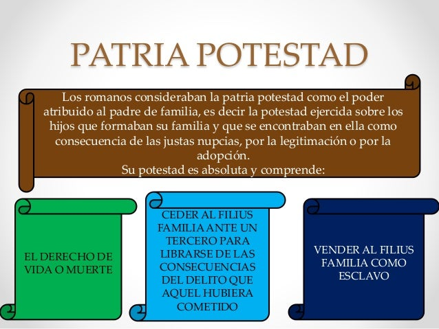 Matrimonio Romano Y Actual Diferencias : Familia matrimonio divorcio patria potestad tutela
