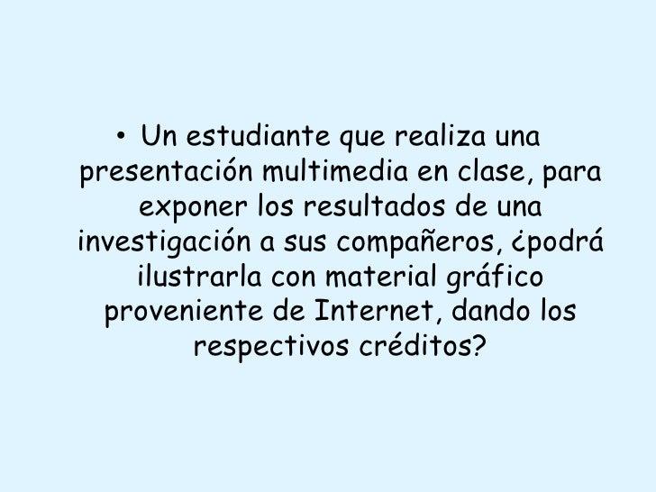 Un estudiante que realiza una presentación multimedia en clase, para exponer los resultados de una investigación a sus com...