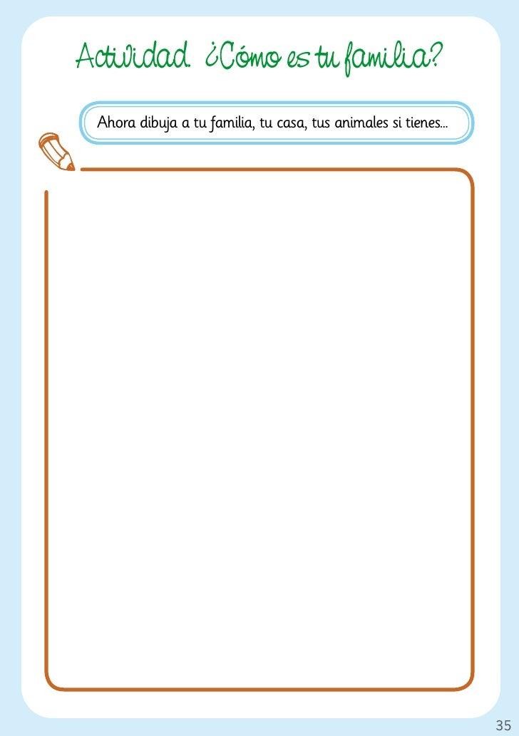 el cuaderno de tus derechos On dibuja tu casa