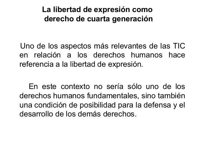 Derechos De Cuarta Generacion | Derechos De Cuarta Generacion