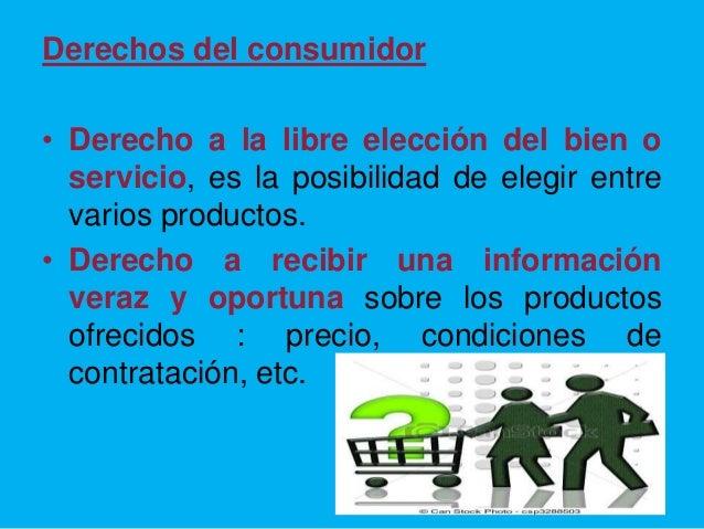 Derechos del consumidor for Telefono oficina del consumidor