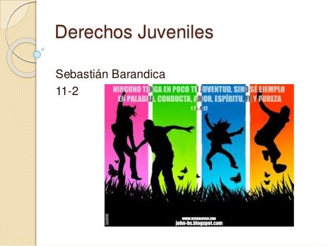 Derechos Juveniles Sebastián Barandica 11-2