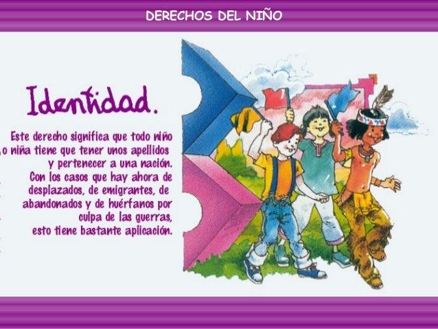 Dibujos De NiÑos Por Nacionalidades: Derechos Del Niño