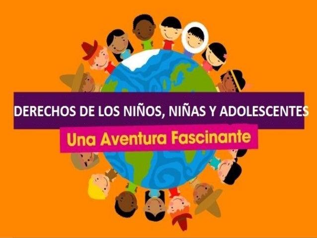 Derechos de ni os y adolescentes for Derechos de los jovenes