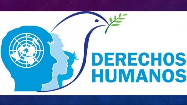Resultado de imagen de derechos humanos