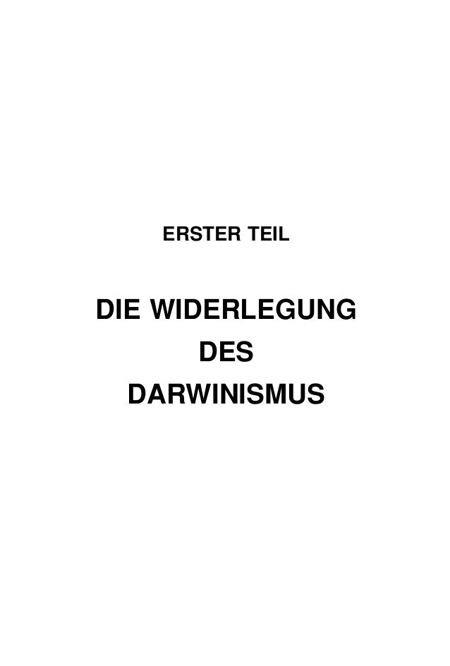 Der evolutionsschwindel. german deutsche