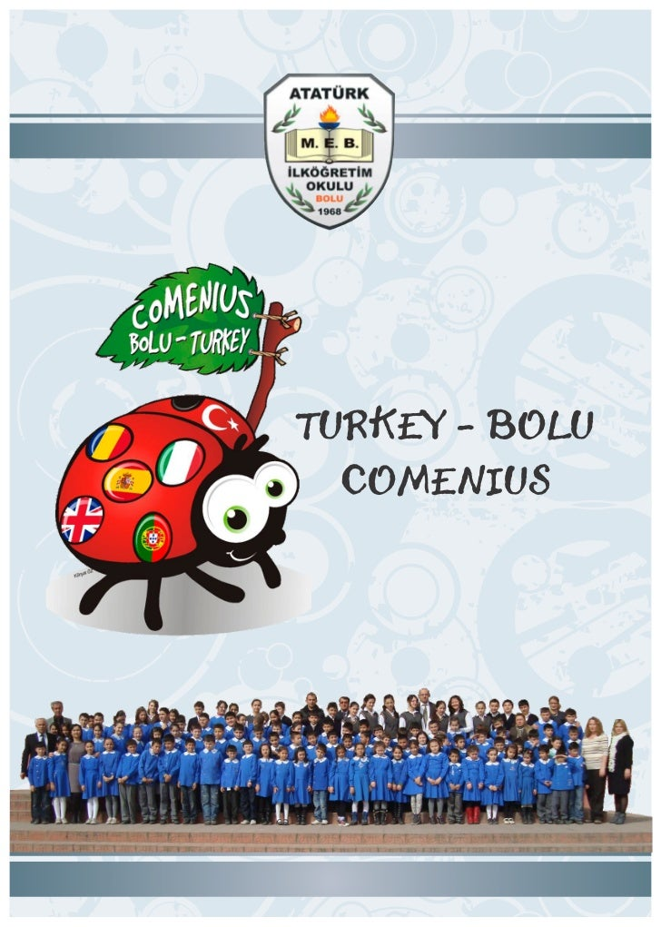 TURKEY - BOLU  COMENIUS