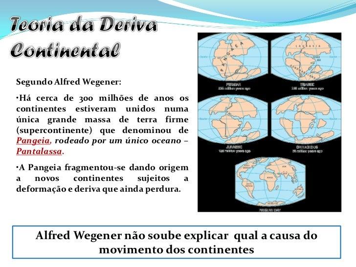4. Argumentos Paleoclimáticos: Indícios de glaciares em continentesactualmente com clima tropical.