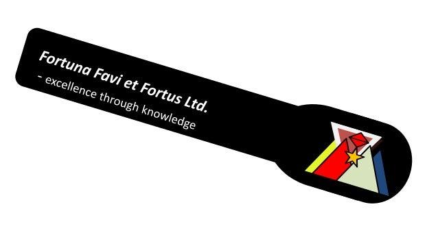 Fortuna Favi et Fortus Ltd.