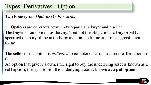 linkage between underlying assets and derivatives Cfa level 1 - derivatives learn derivatives transform the performance of the underlying asset before paying linkage between the derivative market and the.